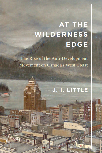 Book Cover Art - At the Wilderness Edge