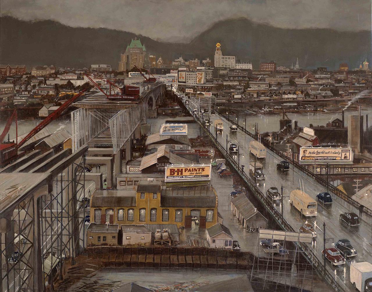 1952 Trilogy  - Granville Bridges